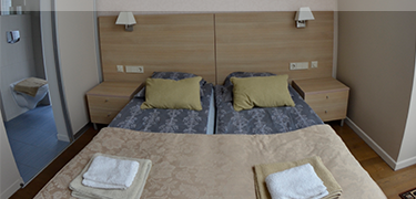 Double Room | Guess House Palanga
